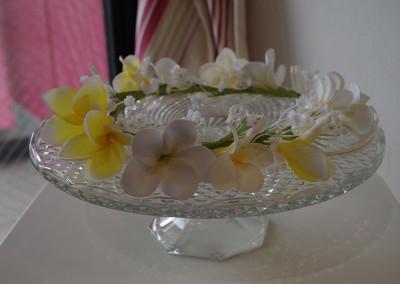 造花の花冠