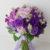 紫のグラデーション