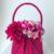 造花のバッグブーケ