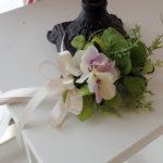 造花のブートニア11-002