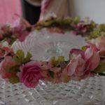 造花の花冠10-003