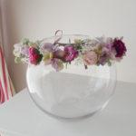 造花の花冠10-005
